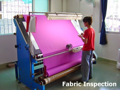Fabric inspection system