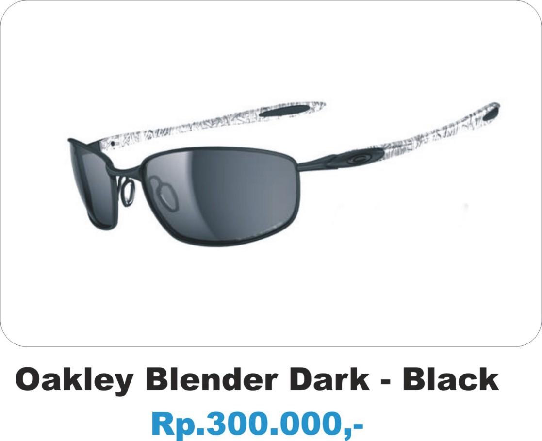 Oakley Half Jacket Polarized