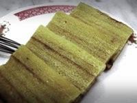 cara membuat kue lapis susu kojo palembang enak