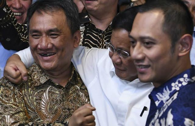 Andi Arief Sarankan Prabowo Bentuk Komisi Pencari Fakta Kecurangan Pemilu 2019