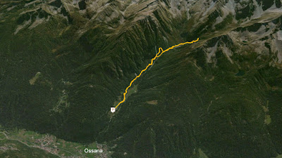 GPS bivacco Stalon de Bon