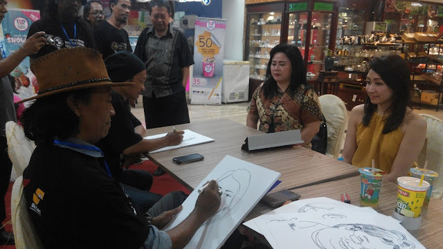Exhibition of Astra Motor International Cartoon Contest 2017