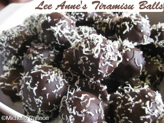 If you like Tiramisu, you'll love Tiramisu balls. This delicious treat is perfect for serving at parties.