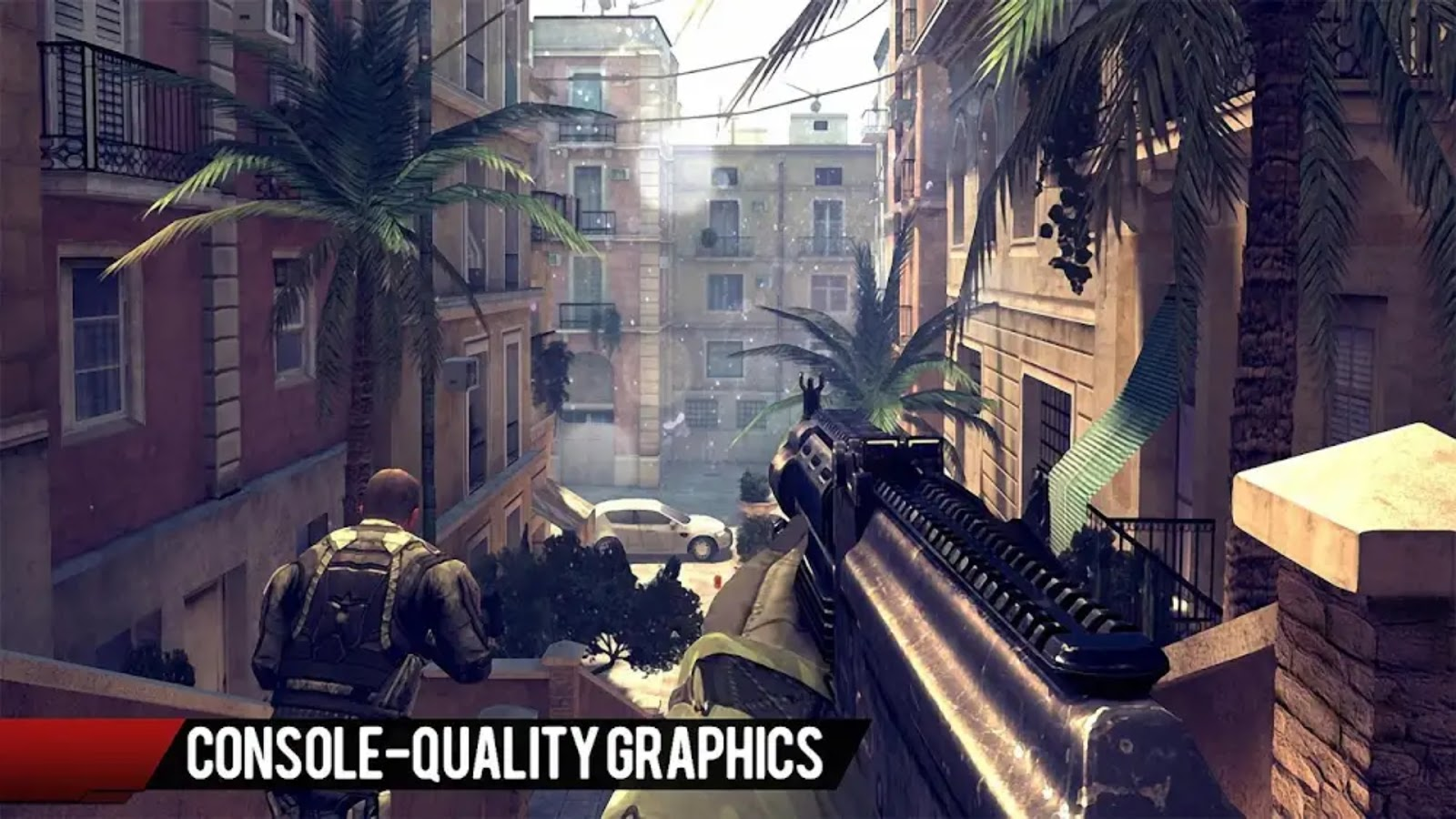 Modern Combat 4 Zero hour Apk+Obb - PAID ANDROID GAMING