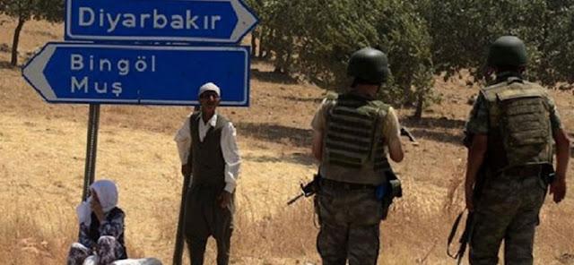 Τούρκος στρατιώτης νεκρός στο Ντιγιάρμπακιρ