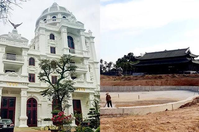 """Gia thế """"khủng"""" của người phụ nữ gom đất trong vụ biệt phủ xây """"chui"""" ở Phú Thọ"""