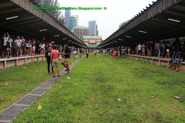 Tanjong Pagar Raiway Station, Singapore