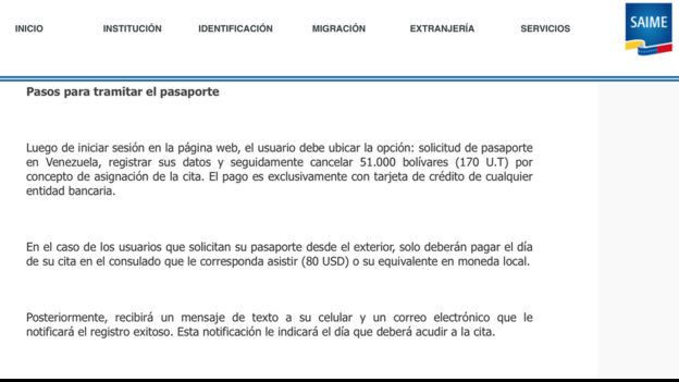 Por qué el gobierno prorroga por dos años los pasaportes vencidos