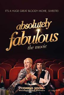 Absolutely Fabulous: The Movie (2016) เว่อร์สุด มนุษย์ป้า [พากย์ไทย+ซับไทย]