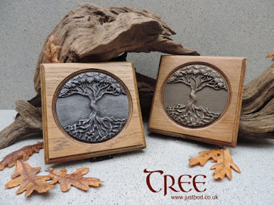Tree of Life Wall Plaque from Justbod