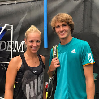 Alexander Zverev's Girlfriend!