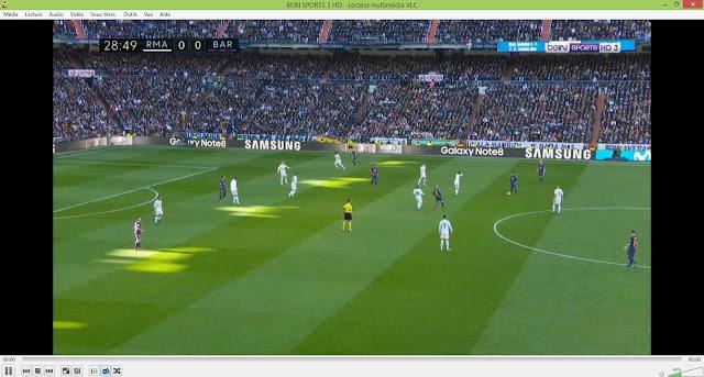 IPTV Sport Playlist Serveur M3u Chaînes 31/12/2017