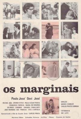 Resultado de imagem para os marginais 1969