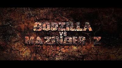 Godzilla VS Mazinger Z