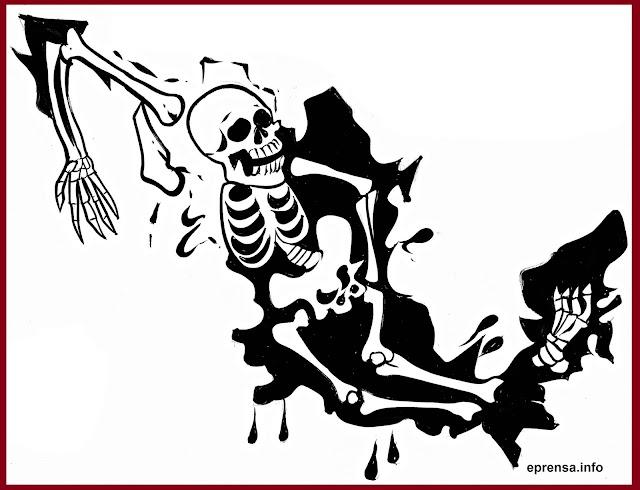 Siete cadáveres en Venustiano Carranza