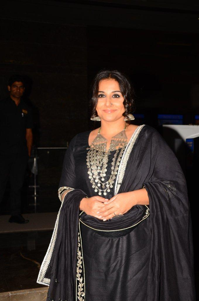 Bollywood Movie Trailer Launch Photos Of Actress Vidya Balan