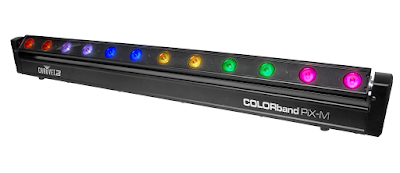Chauvet Colorband Pix M - Equinox Sound Review