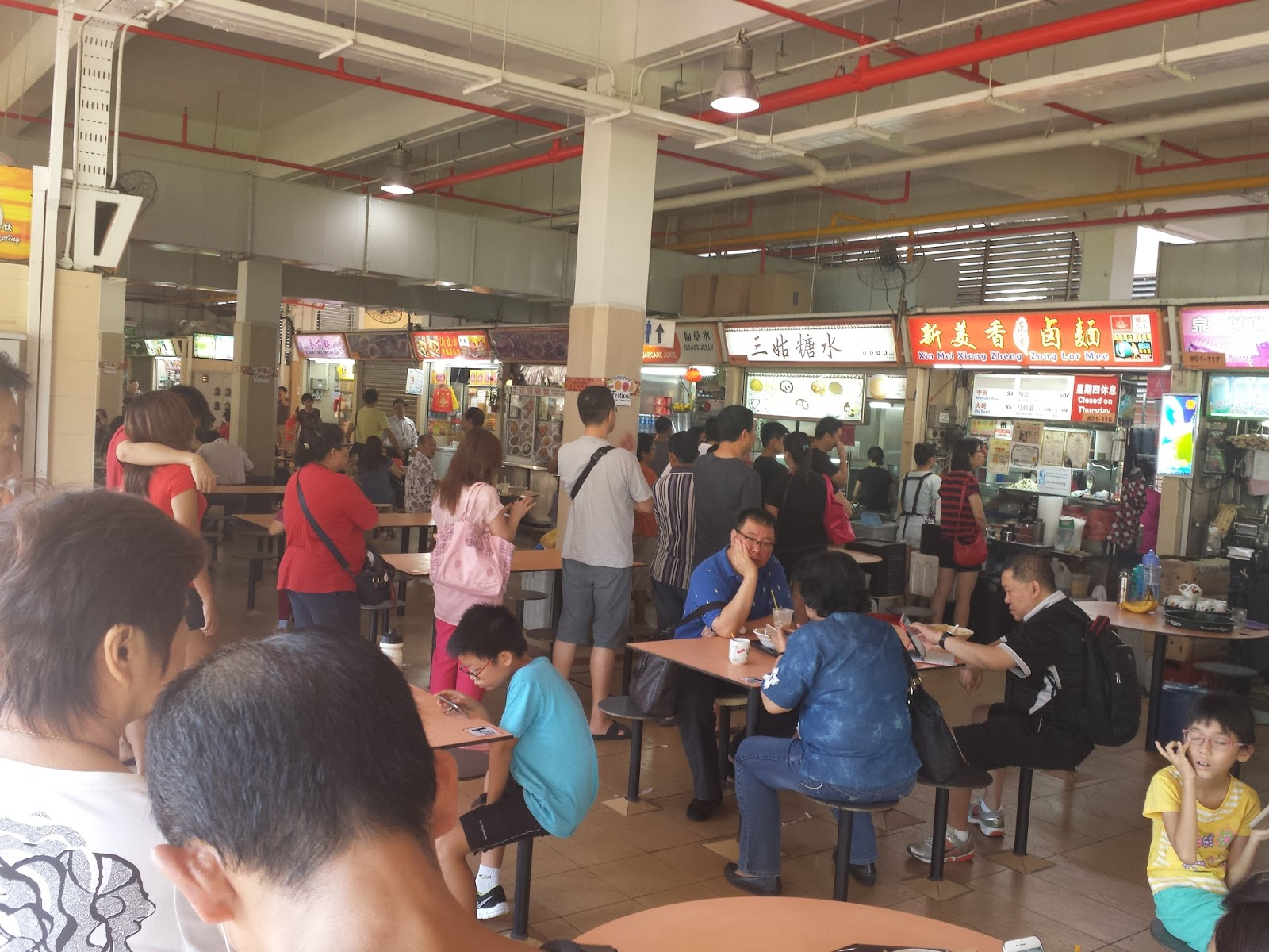 Lizardo Realm (Investment): 4 Tasty Food at Old Airport ...