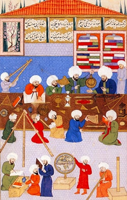 Science and Technology in the Golden Age of Muslim World