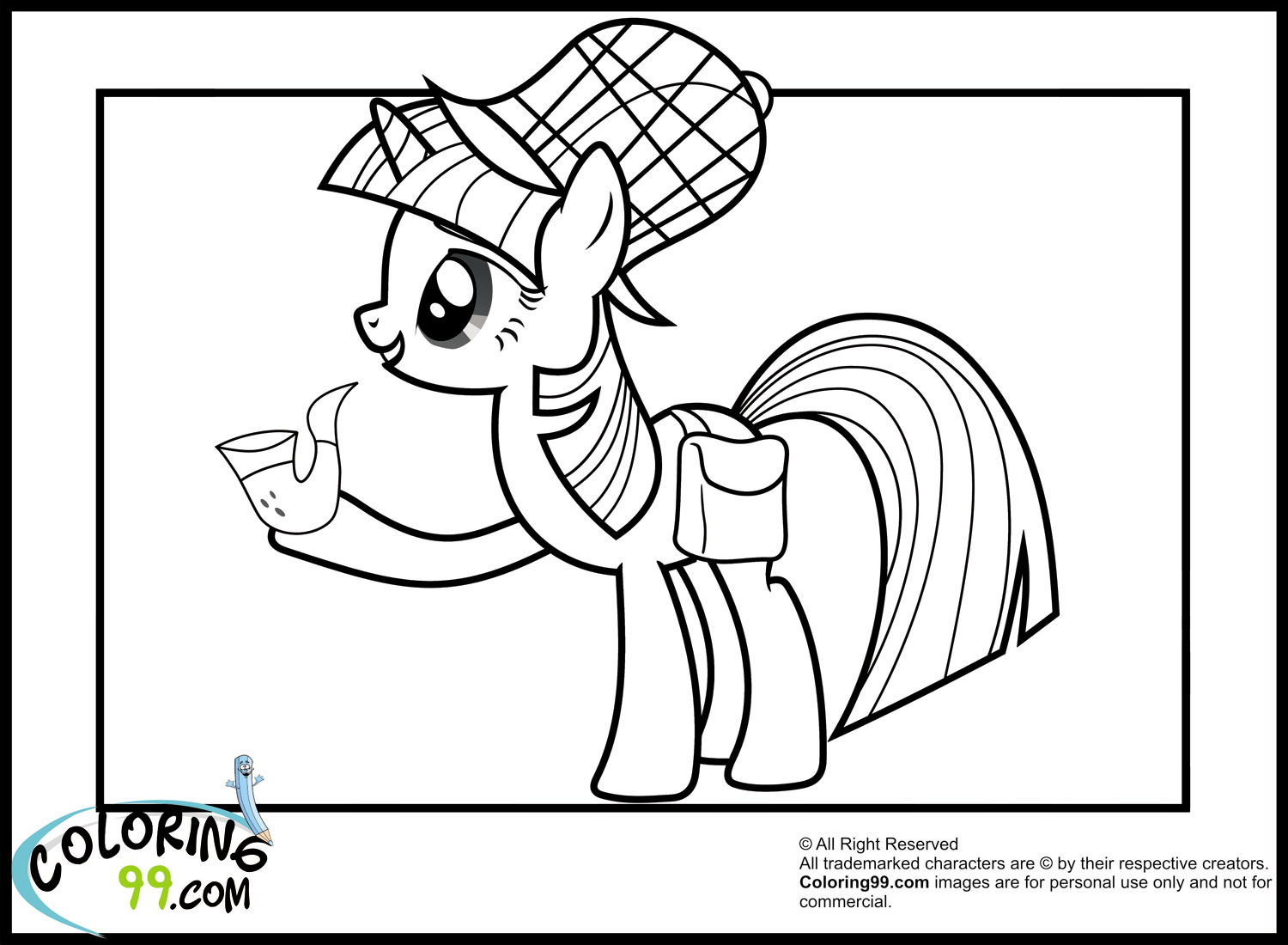 twilight coloring pages - photo#23
