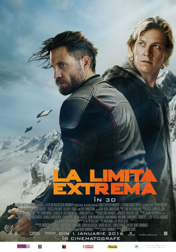 Point Break (Film 2015) - La limita extremă