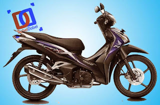 Harga Honda Supra X 125 Helm In
