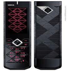 spesifikasi Nokia 7900 prism