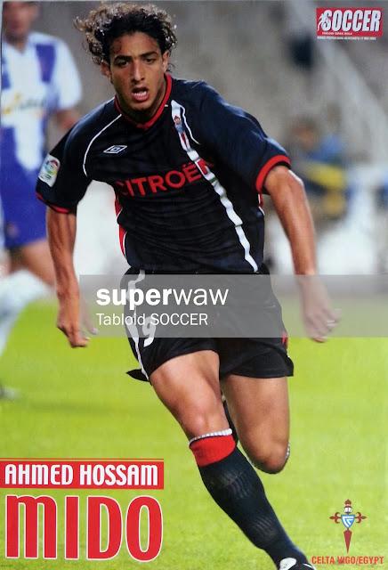 Ahmed Hossam Mido (Celta Vigo 2003)