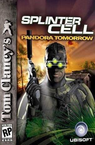 SCPT - Splinter Cell Pandora Tomorrow | PC