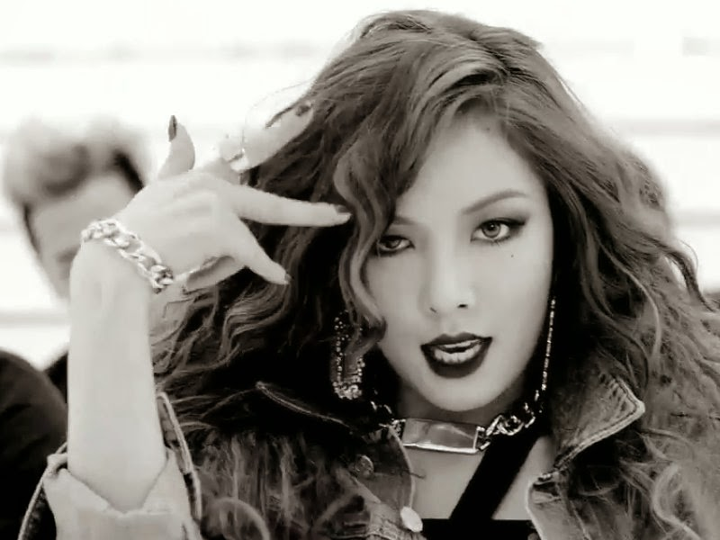 HyunA 4Minute Crazy