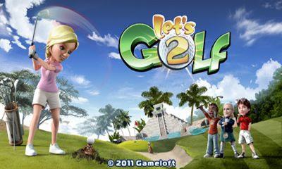 Let's Golf! 2 HD Mod Apk + Data Download