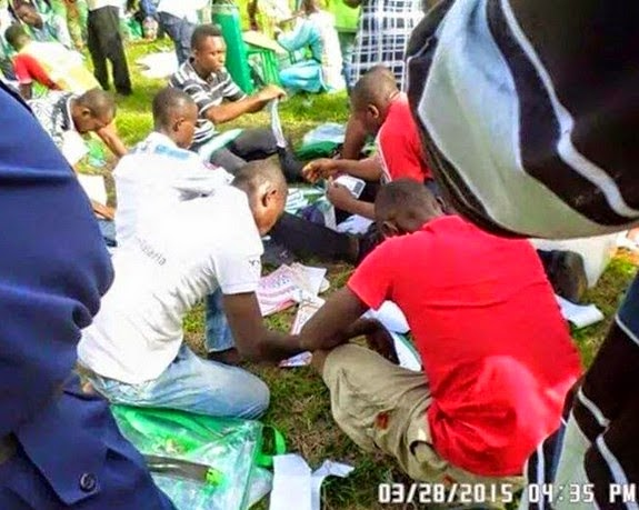 inec rigging election rivers state