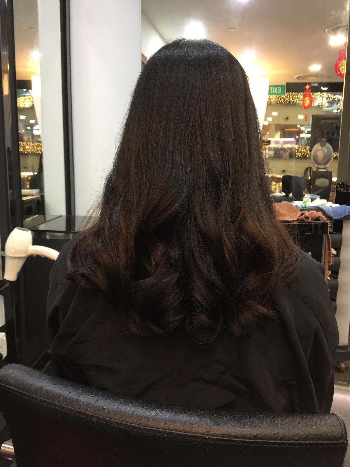 Digital Perm Naturally Curly Hair