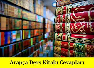 8. Sınıf Meb Yayınları Arapça Ders Kitabı Cevapları