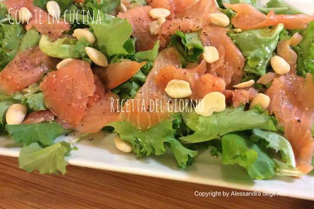 salmon-salad-and-almonds