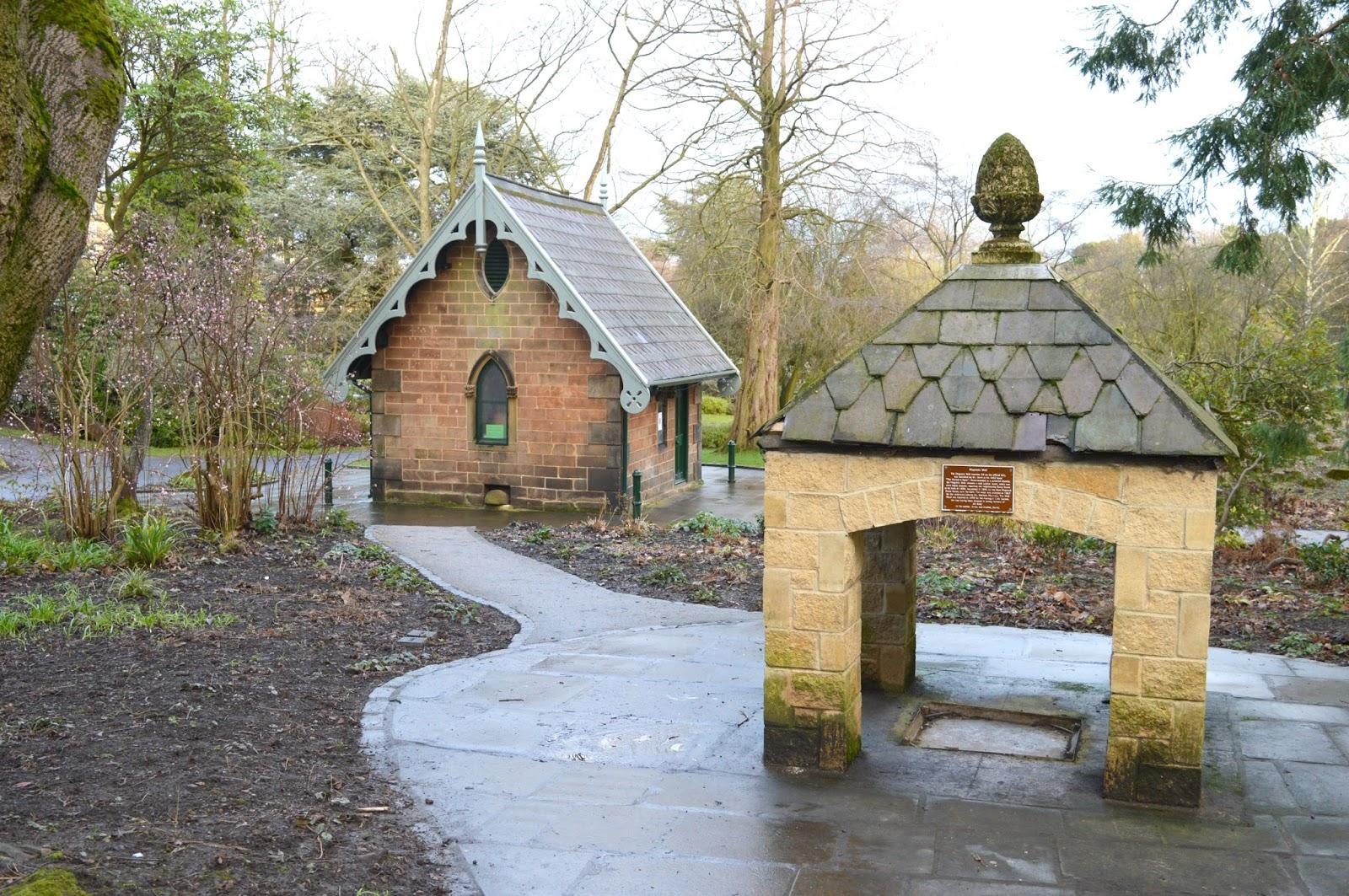 A Weekend in Harrogate - Valley Gardens Old Magneisa Pump House