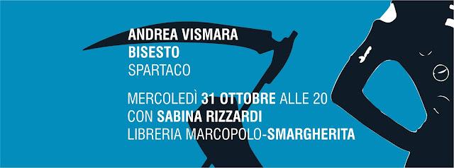 Andrea Vismara alla MarcoPolo mercoledì 31 ottobre