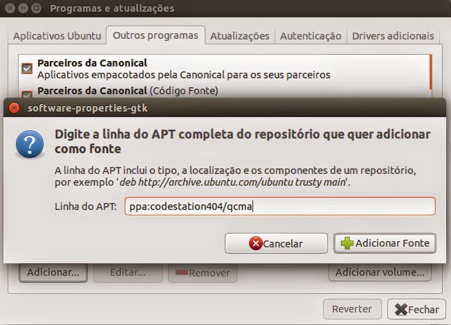 QCMA - Utilizando o PS Vita no Ubuntu - Diolinux - O modo