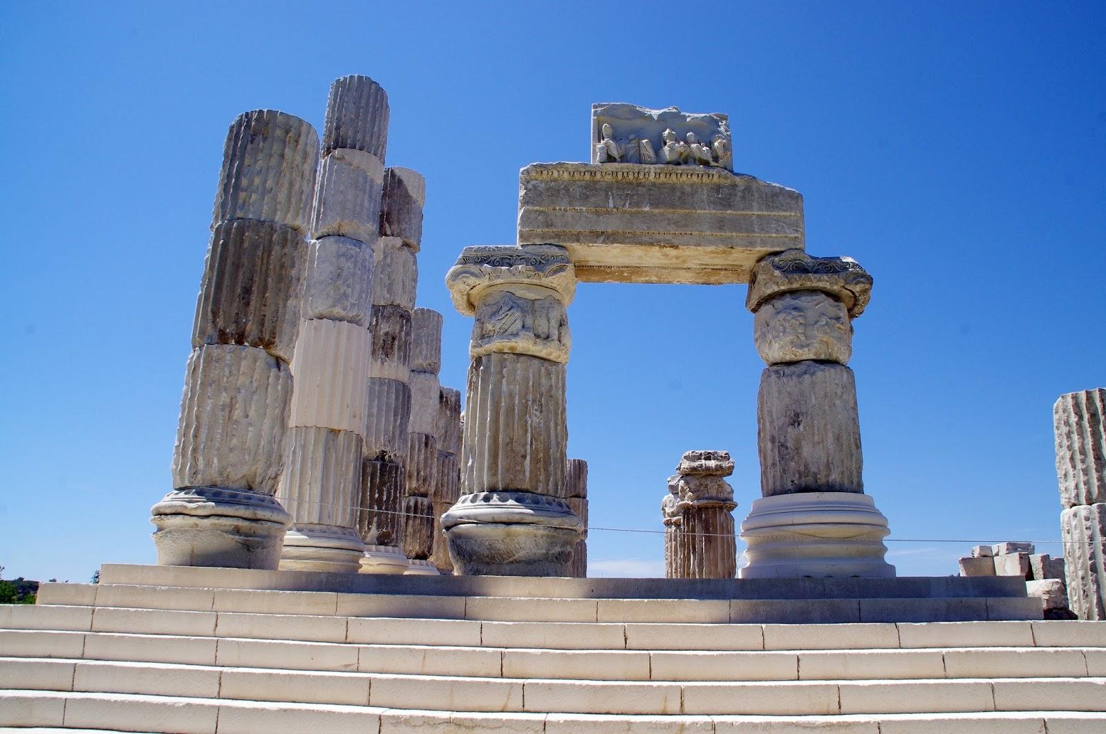 Apollon Symintheion ruins