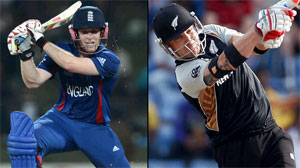 11th match of ICC Champions Trophy 2013 is between England and New Zealand.