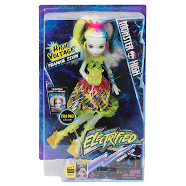 Monster High Frankie Stein Electrified Doll