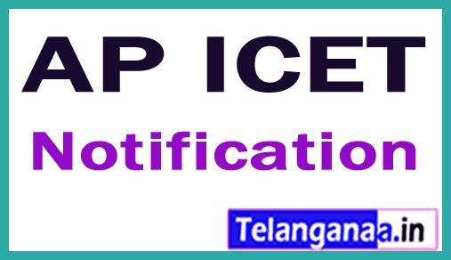 Aandhra Pradesh AP ICET Notification 2019