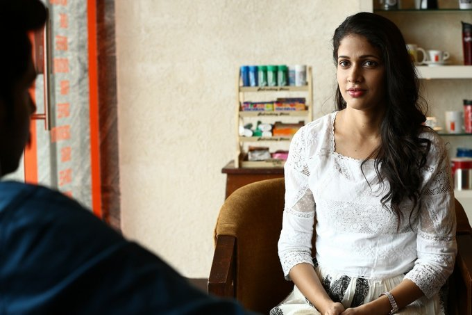 Lavanya Tripathi Sad Hot Face Long hair Photos