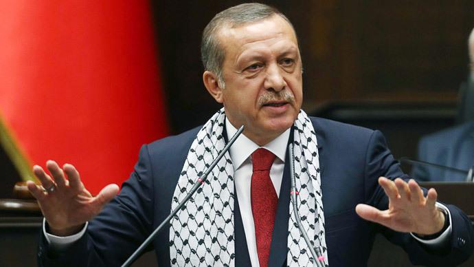 Le président Turc Erdogan condamne les violences policières contre les manifestants en France.