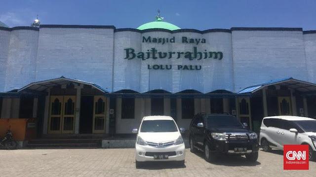 Imam Masjid Raya Palu Minta Umat Introspeksi, Setop Maksiat dan Narkoba