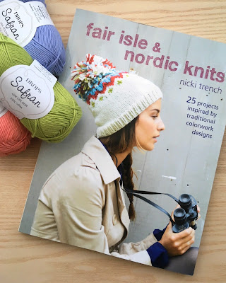 Fair Isle & Nordic Knits via SEWN Sewing Blog