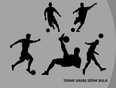 Teknik Dasar Sepak Bola Lengkap (Disertai Penjelasan dan Cara Melakukannya)