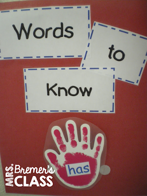 Kindergarten literacy centers and language activities