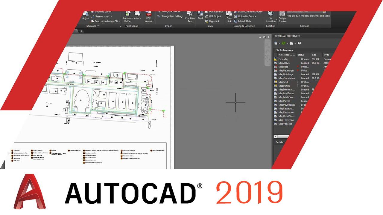 Kết quả hình ảnh cho autocad 2019