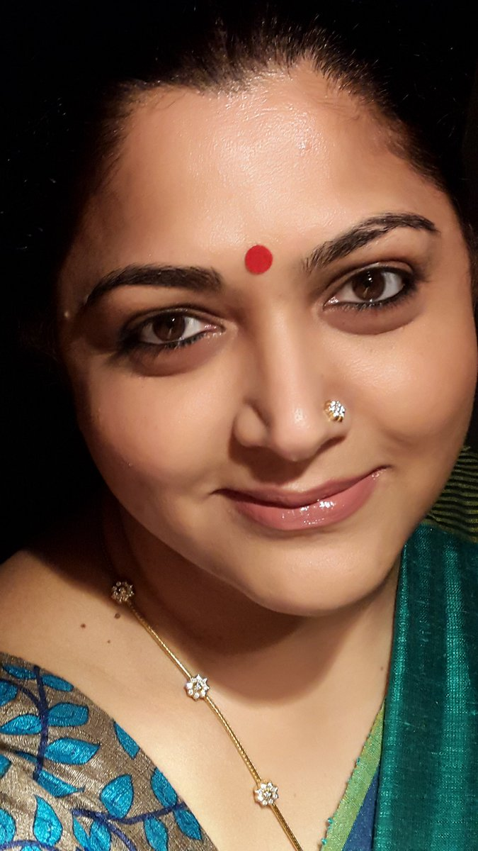 Actress KhushbuSundar Latset HD Images